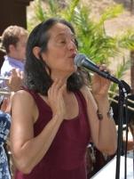 Vocalist Dale Murai